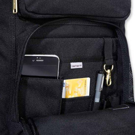 72b29e1d64c bol.com | Carhartt Legacy Standard Work Pack Zwart Rugzak