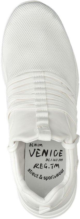 Maat Lightweight Venice Heren Sneaker Witte Vetersluiting 43 cqa04Ba