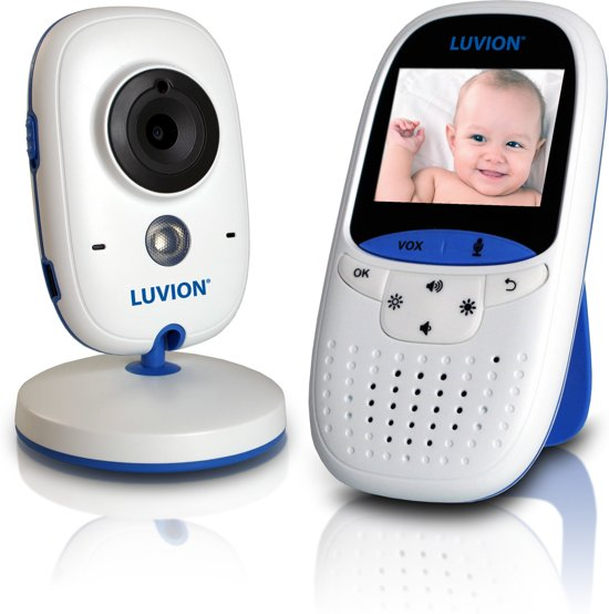 Bolcom Luvion Easy Babyfoon Met Camera