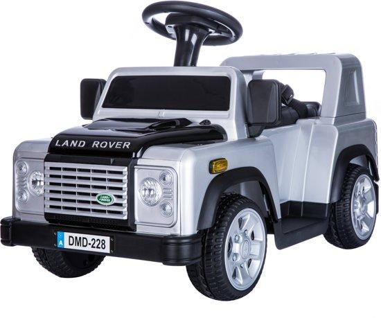 Super bol.com | Land Rover Defender 110, 6V kinderauto met LL-12