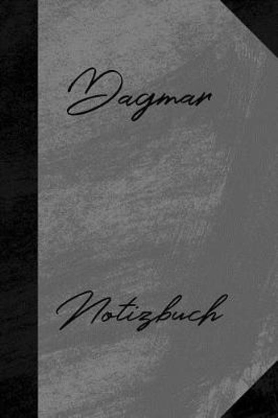 Dagmar Notizbuch