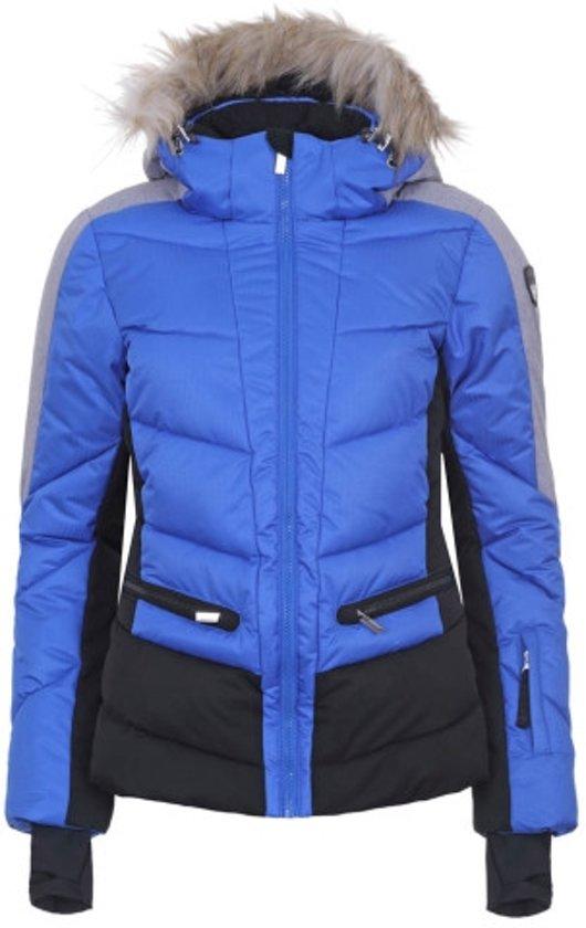 Icepaek - Electra - dames - wintersport jas - blauw - maat 42