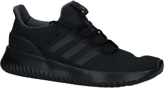 adidas cloudfoam ultimate sneakers zwart heren