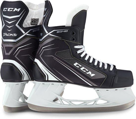 CCM IJshockeyschaatsen TACKS 9040 JR Zwart 37