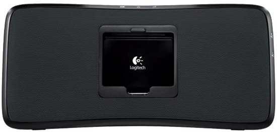 Logitech S315i - Dockingstation - Zwart