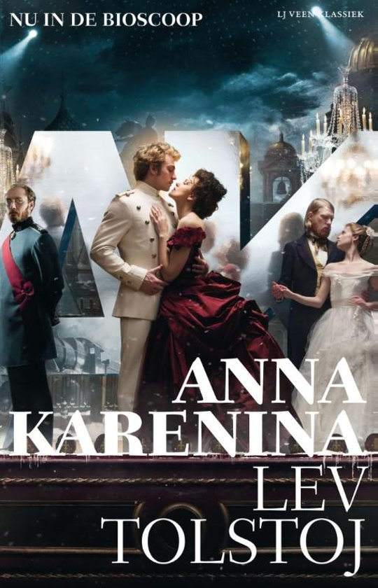 Russische Bibliotheek - Anna Karenina