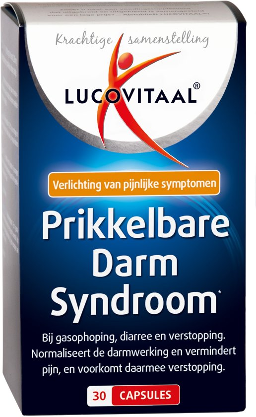 Lucovitaal Prikkelbare Darm Syndroom