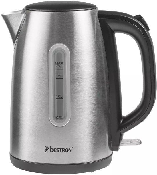 Bestron Waterkoker 2200 W 1,7 L wit AWK1800