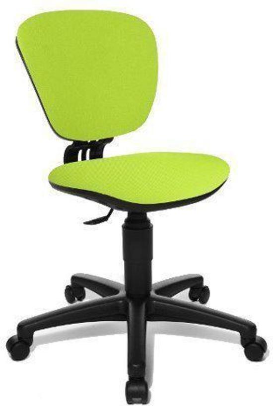 topstar high kid bureaustoel kinder zwart groen. Black Bedroom Furniture Sets. Home Design Ideas