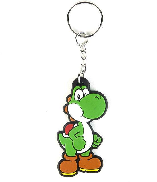 Nintendo Yoshi Rubberen sleutelhanger