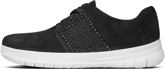 4a504cdc4fb77 Sporty-Pop™ X Crystal Sneaker Suede - Black - 36