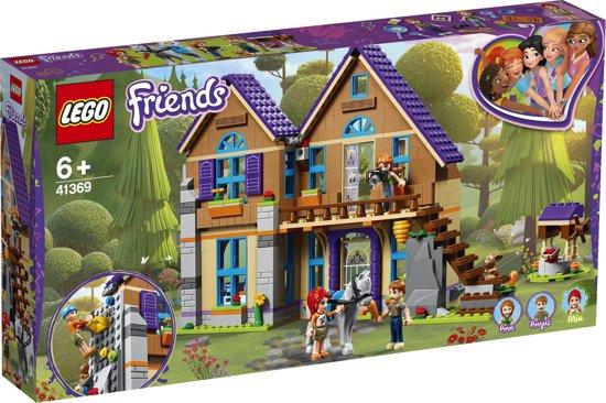 Afbeelding van LEGO Friends Mias Huis - 41369 speelgoed