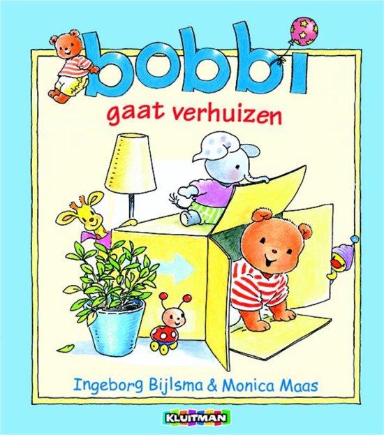 Bobbi 14 - Bobbi gaat verhuizen