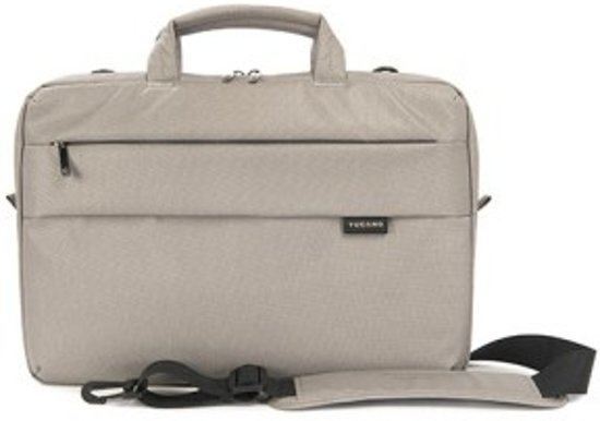 Bis Slim Bag 15 6 Note Ultrb Gry