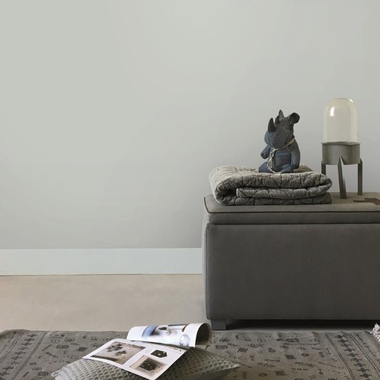 Stapelgoed - Muurverf extra mat - Dolphin - Grijs - 2,5L