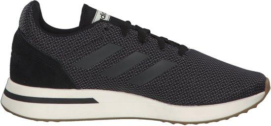 Adidas wit 3 Heren Maat Sneakers zwart 42 Grijs Mannen Run 70s Sportsneakers 2 6qfwr76
