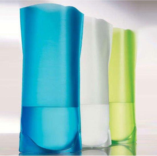 Trendform flexibele vaas Le Sack - Kleur - Blauw