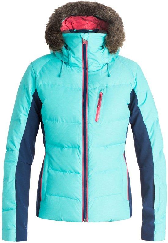 | Roxy wintersportjas Snowstorm Blue Radiant L