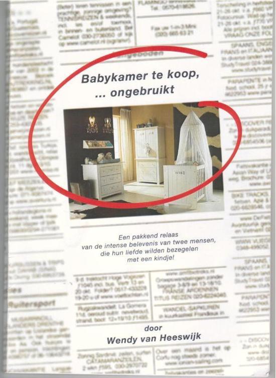 Baby Kamer Te Koop.Bol Com Babykamer Te Koop Ongebruikt Wendy Van Heeswijk