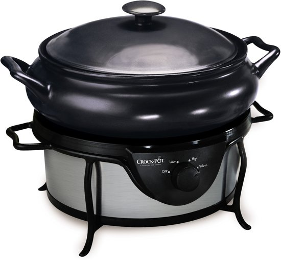 Crock-Pot Sauté Slowcooker 4,7 liter