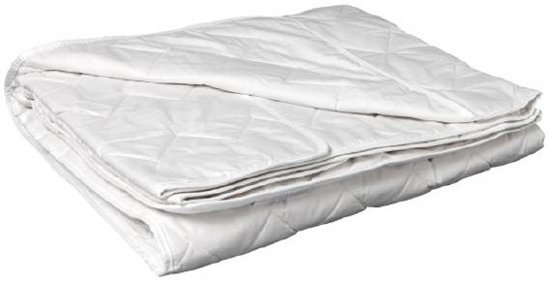 Cotton Dream Zomerdekbed (B-keuze) - 100% Katoen - Eenpersoons - 140x220 cm