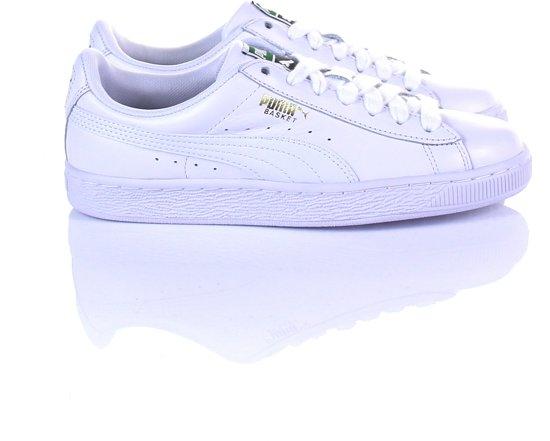 37 Basket Wit Lfs Puma Dames Maat Classic Sneakers Ez1q0