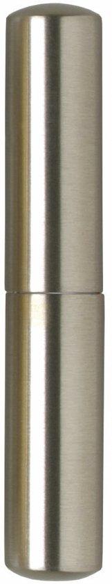 Intersteel Sierhuls 40/40 mm nikkel mat