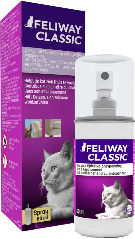 Feliway Spray - Kat - 60 ml