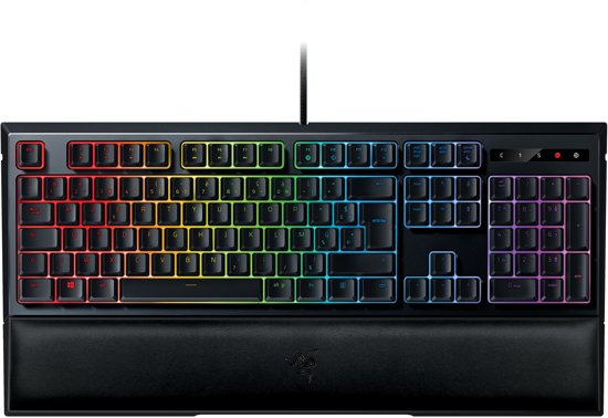 Razer Ornata Chroma - Azerty - Mecha-Membraan Gaming Toetsenbord