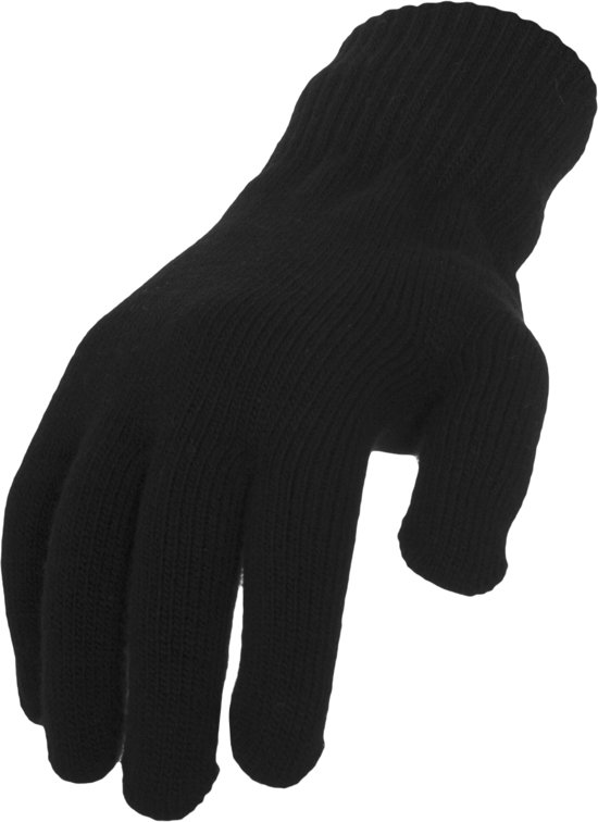 Urban Classics Knitted Gloves - Black