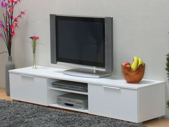Dressoir tv meubel ivo wit emob