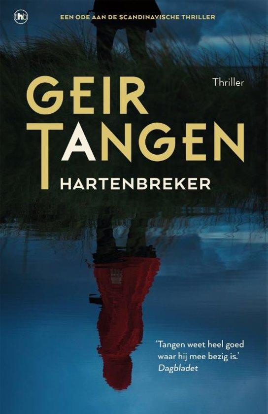 Boek cover Hartenbreker van Geir Tangen (Paperback)