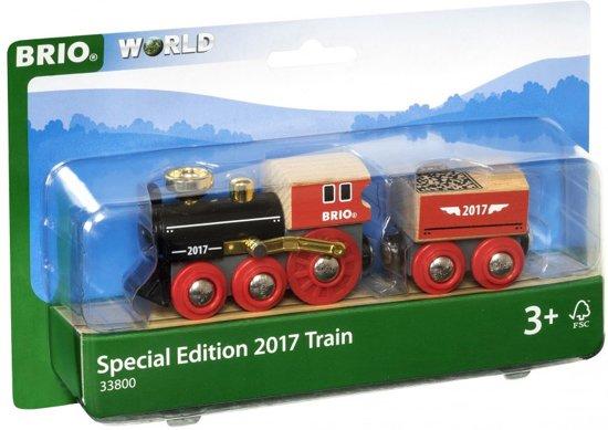 BRIO 2017 special edition trein - 33800