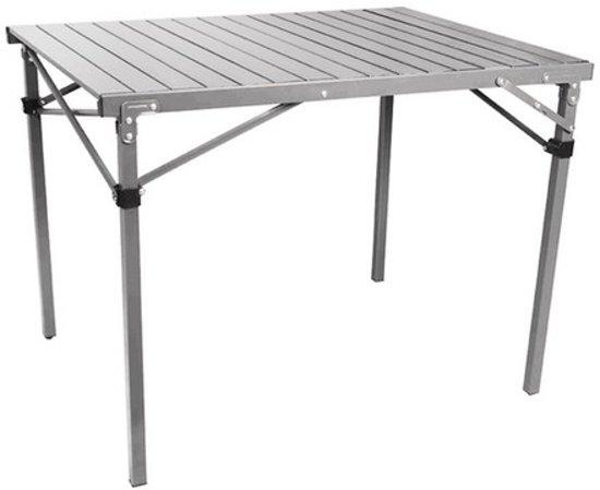 Bo Camp Aluminium Roltafel.Campingtafel Eureka Chenango Aluminium 107 X 70 X 75cm