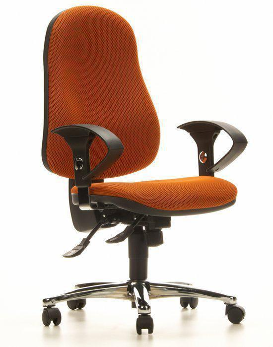 Hjh Office Bureaustoel Sydney - Oranje