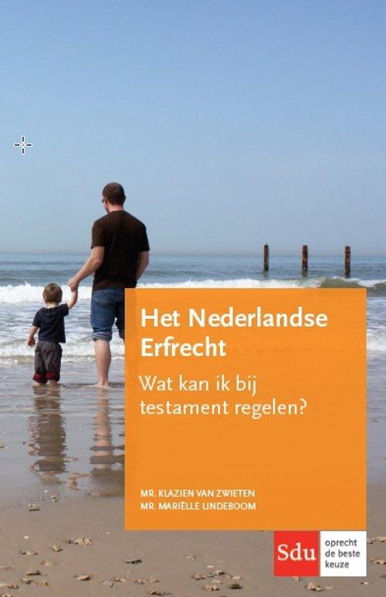 Het Nederlandse erfrecht