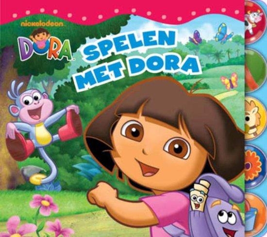 Memphis Belle Peuterboek Spelen Met Dora