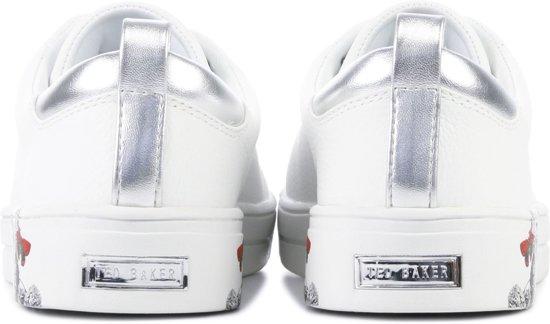 42 MisperWit Vrouwen Sneakers Maat Ted Baker MqSUzVp