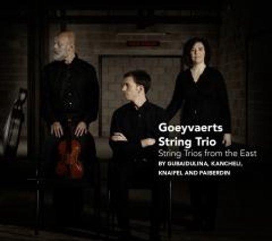 Schonberg / Webern / Schnittke - String Trios