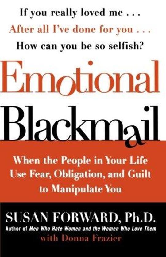 emotionele chantage susan forward biography