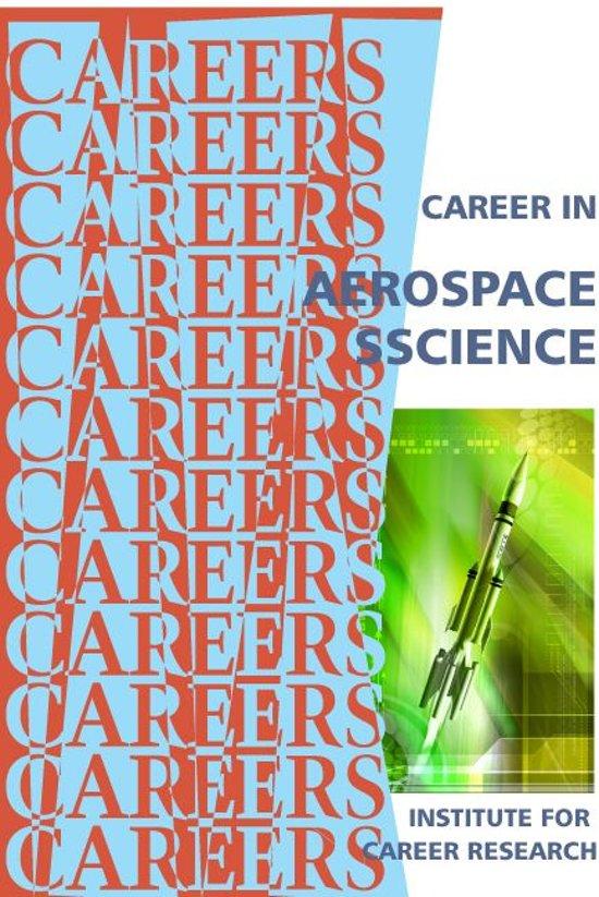Career in Aerospace Science