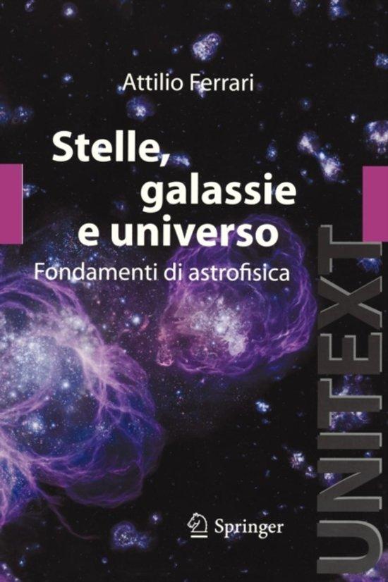 Stelle, Galassie E Universo