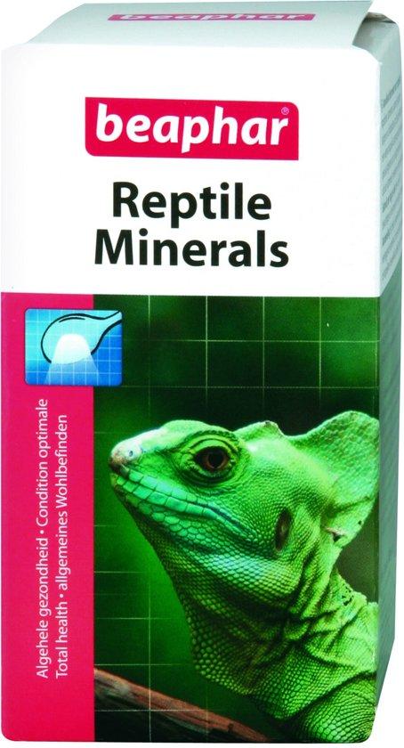 Reptielen vitamines en mineralen 100 gram