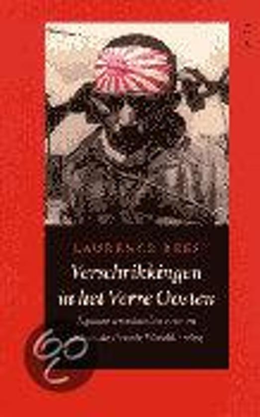 Cover van het boek 'Verschrikkingen in het Verre Oosten'