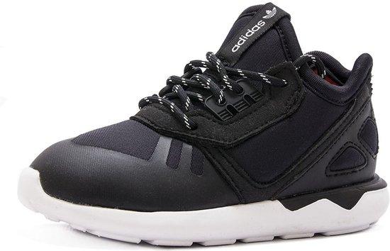 sale retailer b97ff a1abe adidas TUBULAR Infant - Sneakers - Kids - Zwart wit - Maat 22