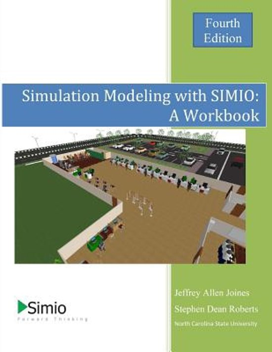 Simulation Modeling with Simio