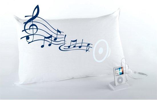 Kanguru Goodnight pillow with speaker
