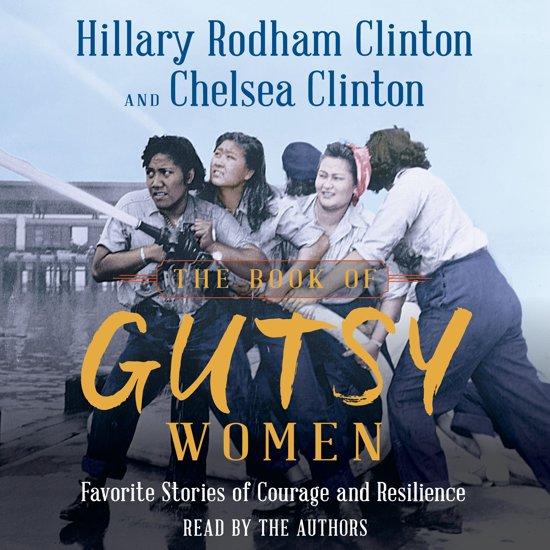 Boek cover The Book of Gutsy Women van Hillary Clinton (Onbekend)