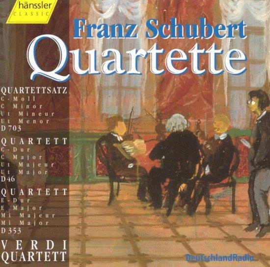 Quartettsatz C-Moll D703