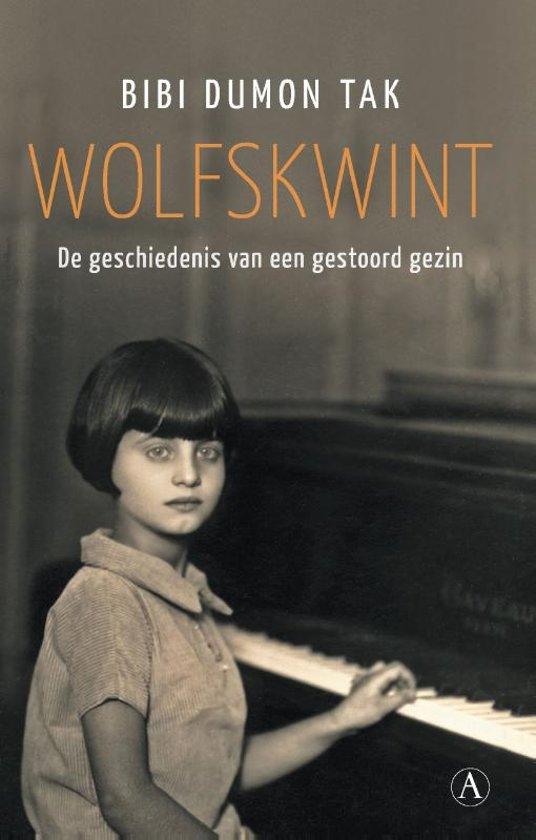 Boek cover Wolfskwint van Bibi Dumon Tak (Paperback)